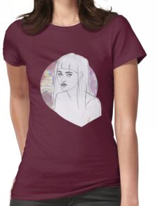 Baby Bangs pt II Womens Fitted T-Shirt