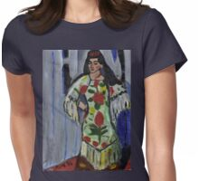 Gypsy Dancer(After Matisse) Womens Fitted T-Shirt