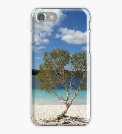Nature Clear Lake iPhone Case/Skin