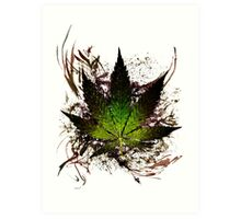 420 Tribute 2012. Art Print