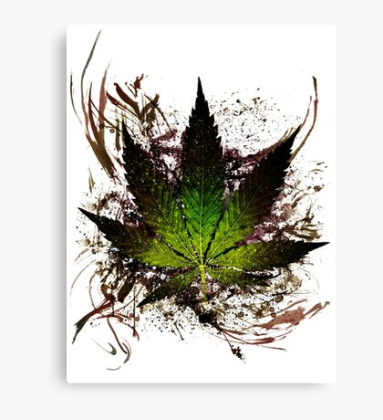 420 Tribute 2012. Canvas Print