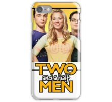 Two and a Half Bangs iPhone Case/Skin
