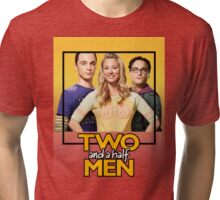 Two and a Half Bangs Tri-blend T-Shirt