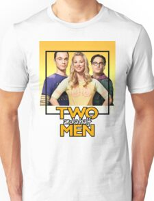 Two and a Half Bangs Unisex T-Shirt