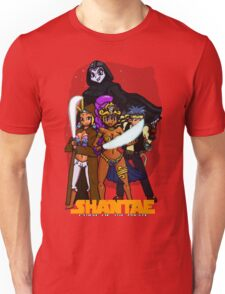 Shantae Wars Episode III:Curse Of The Pirate (UNOFFICIAL) Unisex T-Shirt