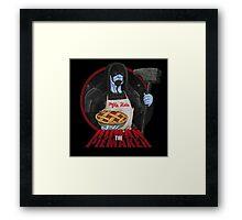Ronan The Piemaker Framed Print