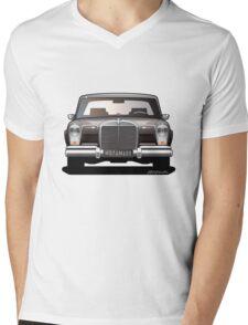 MB 600 W100 Mens V-Neck T-Shirt