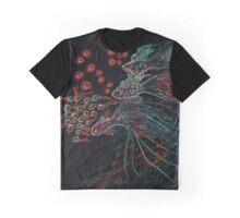 NIGHT FISH JELLYFISH Graphic T-Shirt