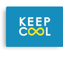 Keep Cool Forever Canvas Print