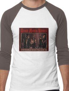 Dead Man's Pizza Men's Baseball ¾ T-Shirt