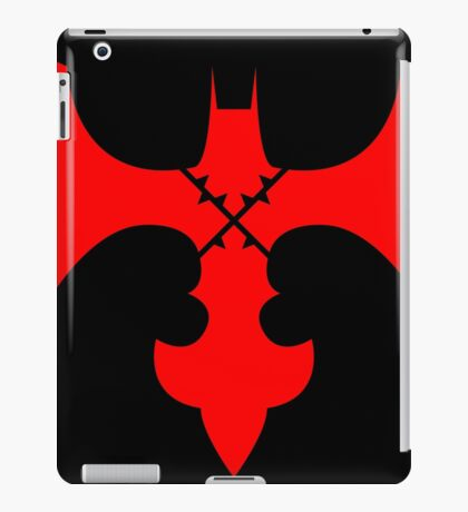 Dark Justice iPad Case/Skin