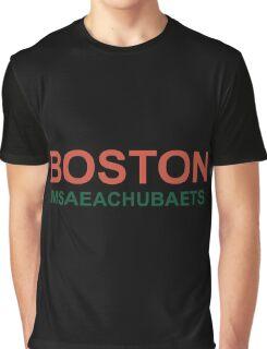 Msaeachubaets Graphic T-Shirt