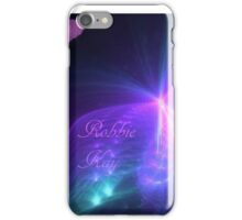 Butterfly..Robbie Kay  iPhone Case/Skin
