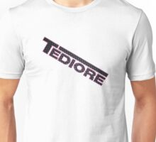 Tediore Service (Without Text) Unisex T-Shirt