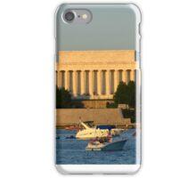 Washington D.C. one the Potomac iPhone Case/Skin