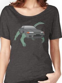 R32 Godzilla Transformer-looking-thing Women's Relaxed Fit T-Shirt