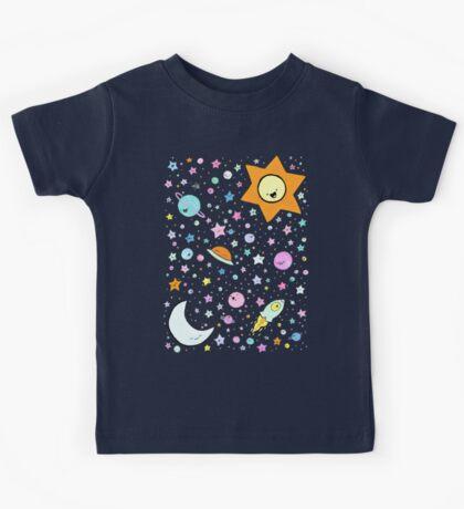 Cosmic Cuties Kids Tee