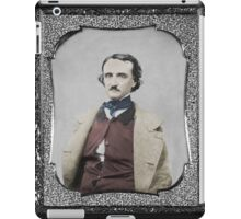 Edgar Allan Poe iPad Case/Skin