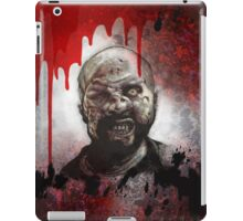 Blood Splatter Zombie iPad Case/Skin