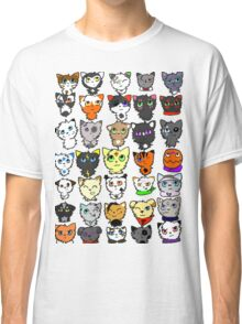 The many faces of Acorn Classic T-Shirt