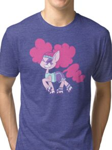 Halloween Pinkie Tri-blend T-Shirt