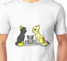 Storm Acorn and Wolfy Unisex T-Shirt