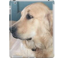 Max The Golden iPad Case/Skin