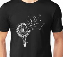 Going where the wind blows Unisex T-Shirt