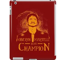 The Viper is my Champion iPad Case/Skin