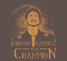 Oberyn is my Champion Kids Clothes