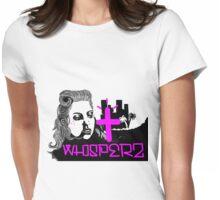 MI VIDA LOCA/ WHISPERZ Womens Fitted T-Shirt
