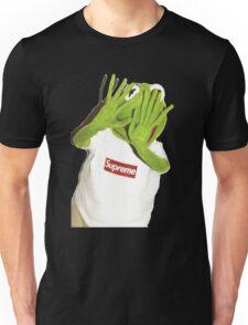 Kermit Photobomb Unisex T-Shirt
