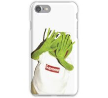 Kermit Photobomb iPhone Case/Skin