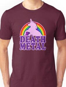 Death Metal Unicorn Unisex T-Shirt