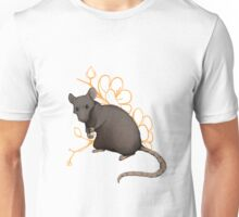 Chinese Zodiac - Rat Unisex T-Shirt