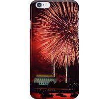 July 4th - Washington D.C. iPhone Case/Skin