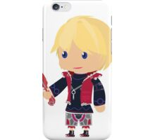 Chibi Shulk Vector iPhone Case/Skin