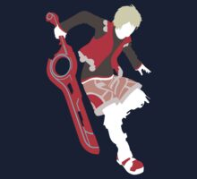 Shulk Vector One Piece - Short Sleeve