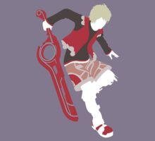 Shulk Vector Kids Clothes