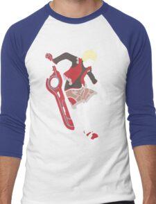 Shulk Vector Men's Baseball ¾ T-Shirt