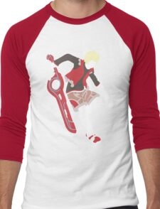 Shulk Vector Men's Baseball ¾ T-Shirt
