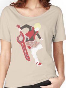 Shulk Vector Women's Relaxed Fit T-Shirt