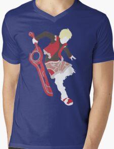 Shulk Vector Mens V-Neck T-Shirt