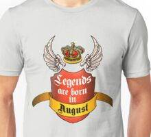 Legends August Unisex T-Shirt