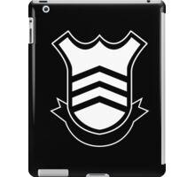 Persona 5 School Emblem/Logo - Transparent iPad Case/Skin