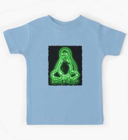Linux User Kids Tee