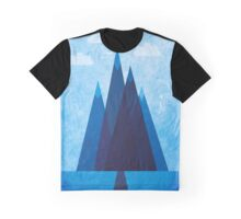 Mountain Road Graphic T-Shirt
