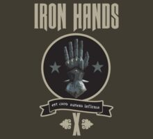Iron Hands X - Warhammer by Groatsworth