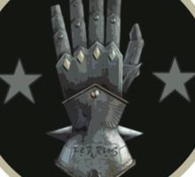 Iron Hands X - Warhammer Sticker