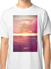 Calm Sunset Classic T-Shirt